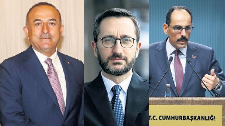 'Türkiye güçlü ve kararlıdır'