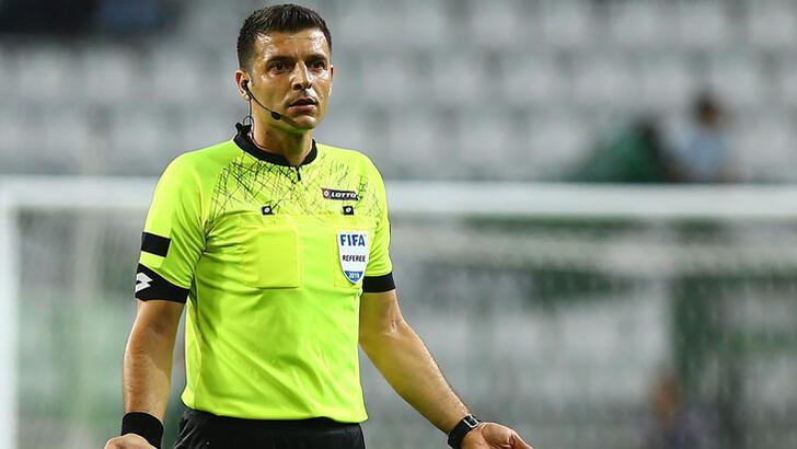 UEFA'dan hakem Ümit Öztürk'e görev