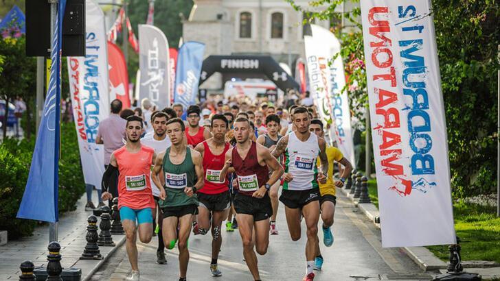 4 kıtadan 1.500'ü aşkın sporcu Bodrum Maratonu'nda buluştu