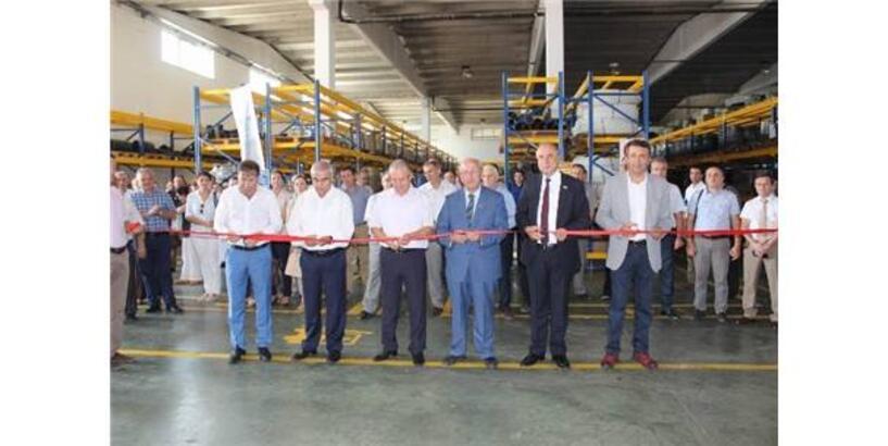 TESKİ Çorlu Lojistik Merkezi açıldı