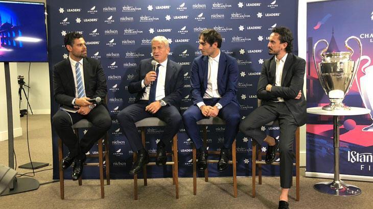 2020 Şampiyonlar Ligi Finali'ne hazırlıklar Londra'da anlatıldı