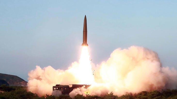 5 ülkeden Kuzey Kore'ye balistik füze  çağrısı