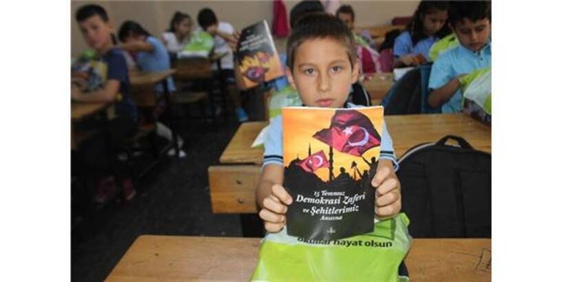 İLK DERS 15 TEMMUZ DEMOKRASİ ZAFERİ VE ŞEHİTLERİMİZ
