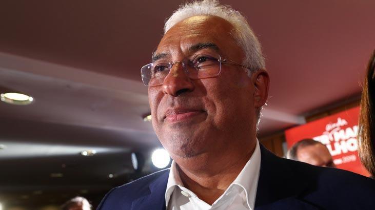 Portekiz'de hükümet kurma görevi Antonio Costa'nın