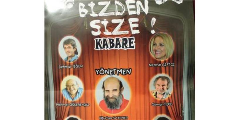 'Benim Adım Cemil' Tiyatro Ekibi Kırşehir'e Geliyor