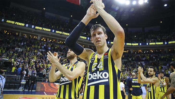 Fenerbahçe Beko'ya Vesely müjdesi