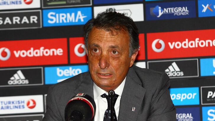 Beşiktaş'ta Ahmet Nur Çebi başkanlık yarışında yok