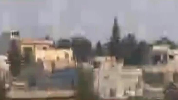 Uçak sesleri sonrası sınırda patlama!
