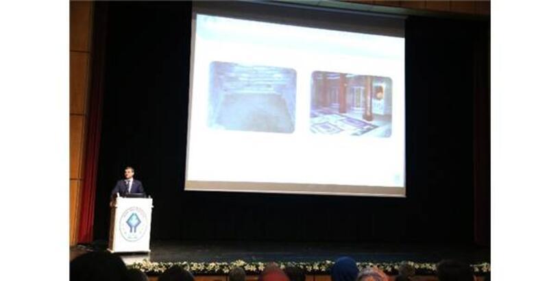 "Rize'de ""Ahmet Yesevi'yi Anlamak"" Konferansı"