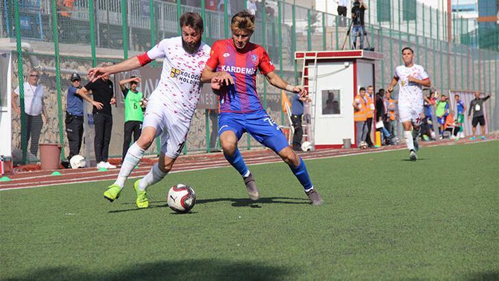 Karabükspor'dan 54 hafta sonra gelen galibiyet