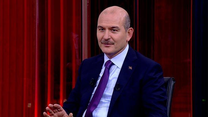 Süleyman Soylu: Türkiye gözünü kararttı