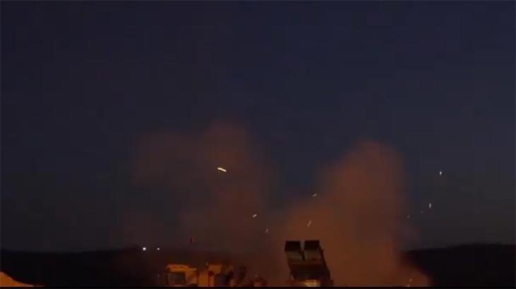 Son dakika... Milli Savunma Bakanlığı açıkladı: 181 hedef ateş altına alındı