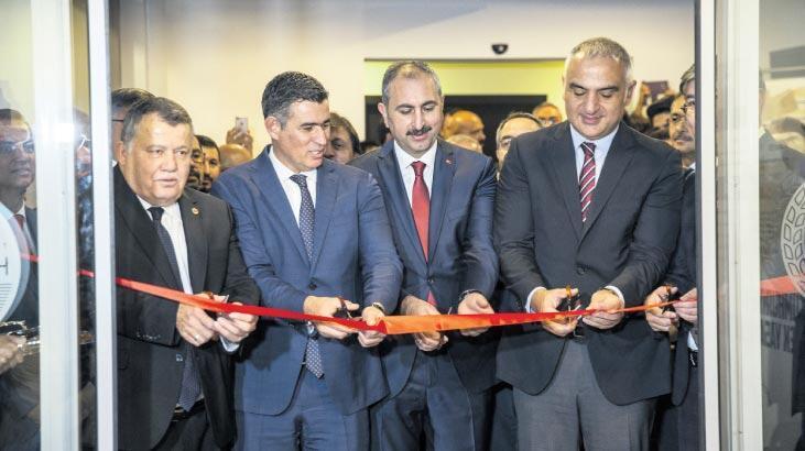 Türkiye'nin ilk Hukuk Müzesi