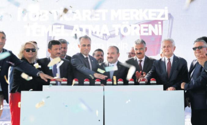 İzmir'de KOBİ'lere 65 milyon verdik