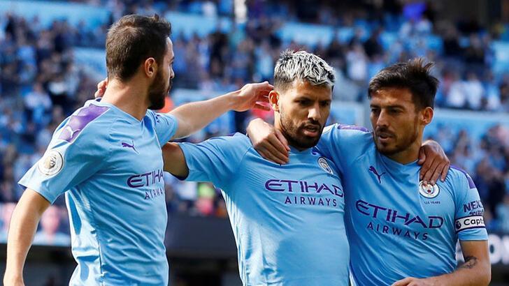 En golcü takım Manchester City...
