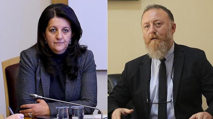 HDP'li Pervin Buldan ve Sezai Temelli ile 3 milletvekili hakkında soruşturma