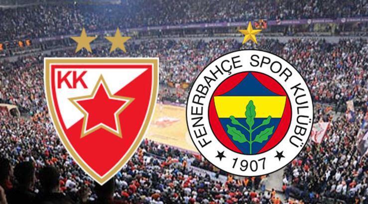 Kızılyıldız-Fenerbahçe Beko maçı saat kaçta hangi kanalda?