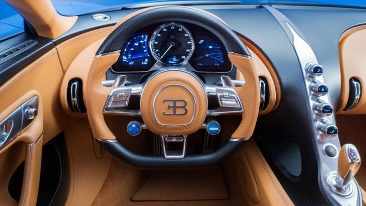Bugatti özel lastikler sayesinde 490 kilometreyle hız rekoru kırdı