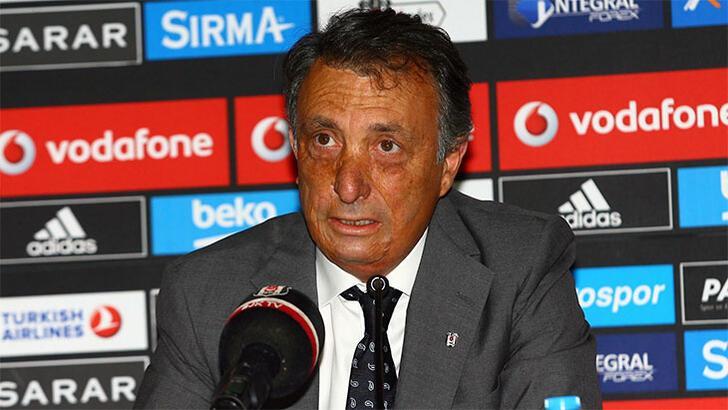 Ahmet Nur Çebi, Beşiktaş Başkanlığı'na aday oldu