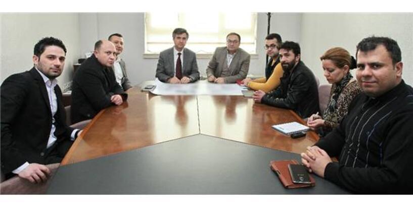 Gaziantep Üniversitesi Ve Gama Recycle Elyaf İplik İle Ar-Ge Merkezi İşbirliği Protokolü İmzalandı