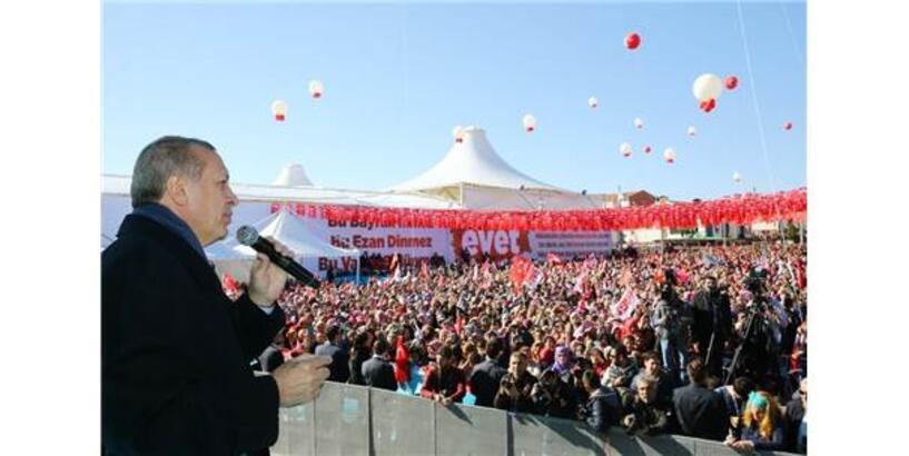 """Cumhurbaşkanı Erdoğan: """"Kimsenin Teklik İddiası Olamaz. Bizim İnancımızda Teklik Allah'a Aittir"""""""