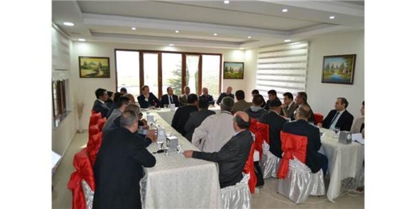 Kulu'da Tarımı Değerlendirme İstişare Toplantısı Yapıldı