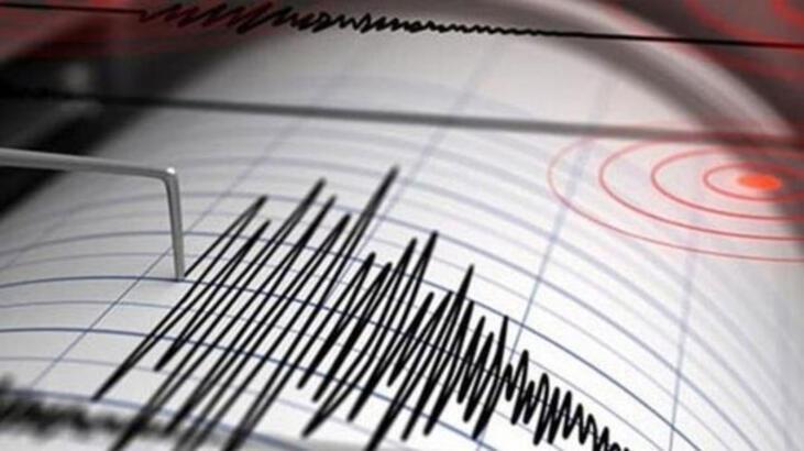 Son dakika! Marmara'da korkutan deprem
