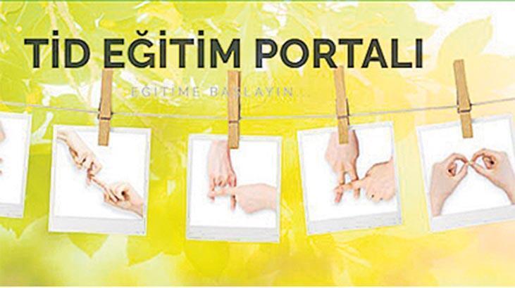 Türk işaret dili portalı açıldı