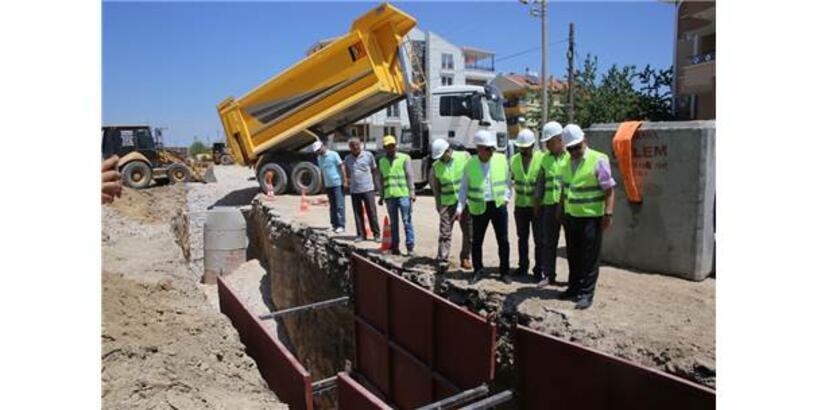 Karaman Belediyesinden Asfalt Çalışması