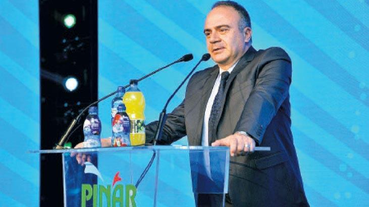 İhracatın yüzde 15'i Pınar'dan