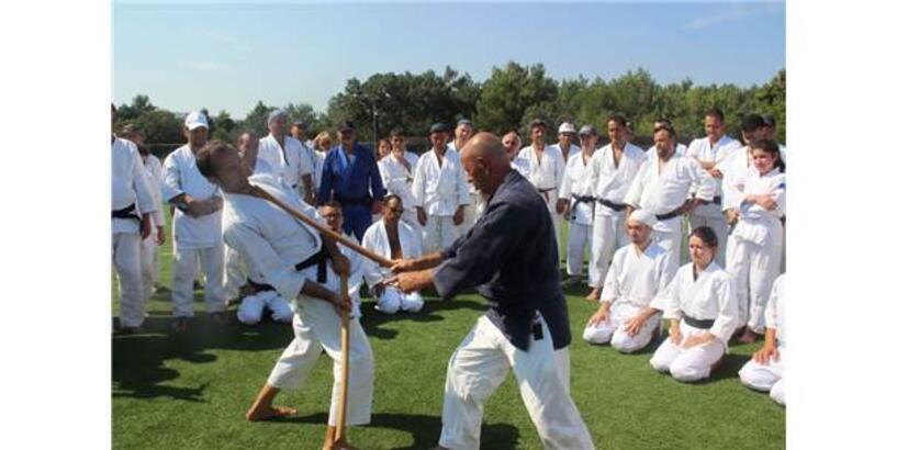 Aikido Öğrenmek İçin Dünyanın Bir Çok Yerinden Çanakkale'deki Kampa Geldiler