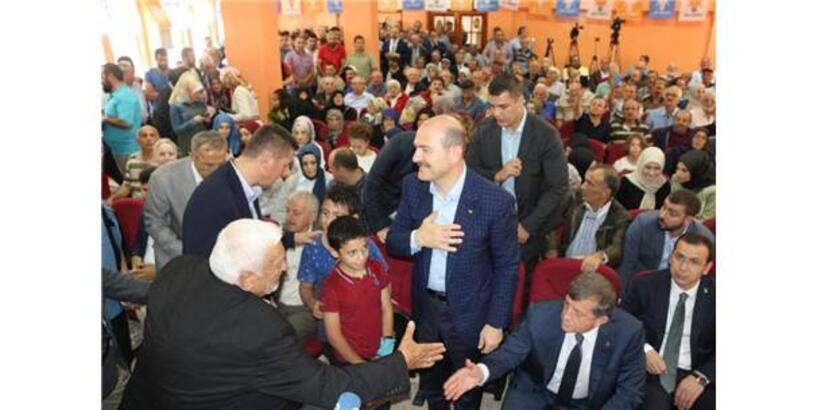 Bakan Soylu, Karadeniz'deki Göçmen Kaçakçılığına Dikkat Çekti