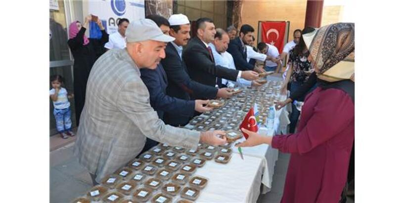 Harran Üniversitesinde Aşure Etkinlikleri Düzenlendi