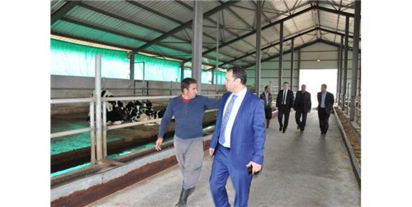 Tkdk'dan Kahramanmaraş'a 100 Milyon Lira Hibe Ödemesi