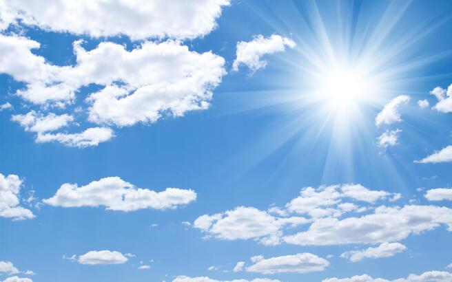 Pazar günü hava nasıl olacak? 13 Ekim hava durumu