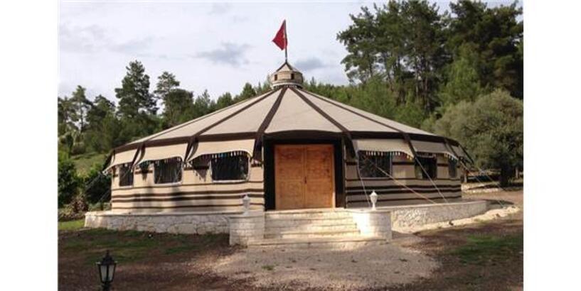 Esentepe'ye 'Yörük' Çadırı - Kocaeli Haberleri