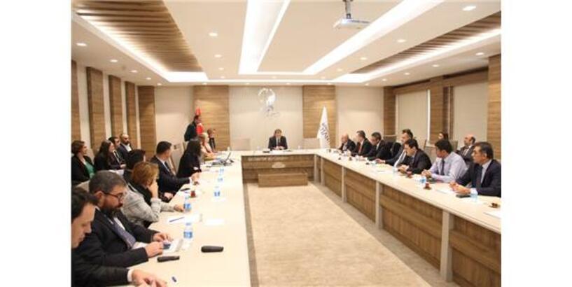 Gaziantep'te Sürdürülebilir Enerji İçin Eylem Planı Hazırlanıyor