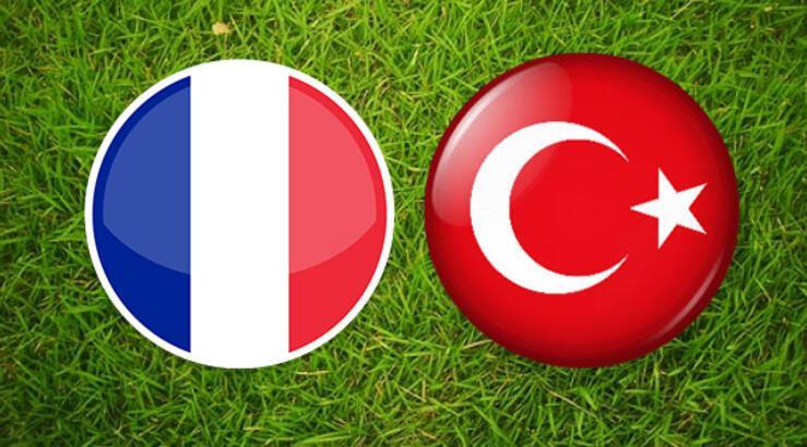 Fransa-Türkiye maçı ne zaman saat kaçta hangi kanalda?