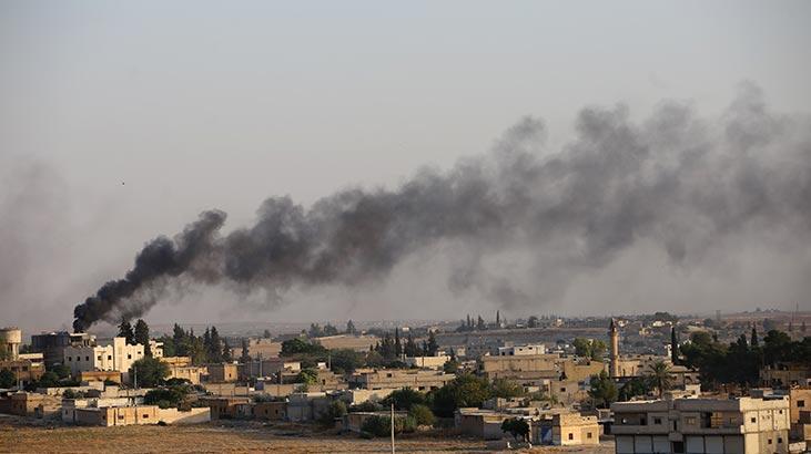 Barış Pınarı Harekatı'nda son dakika! Tel Abyad'ın tamamı terörden temizlendi