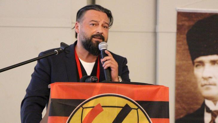 Eskişehirspor Osman Taş yeniden başkan oldu!