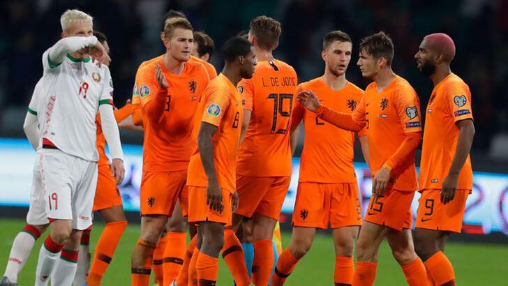 Hollanda Beyaz Rusya'yı devirdi! Babel...