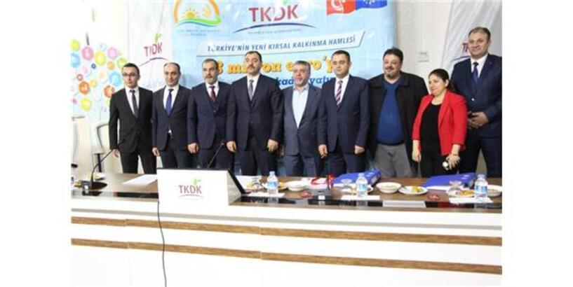 Elazığ'a Kerevit Ve Su Ürünleri İşleme Tesisi Yatırımı