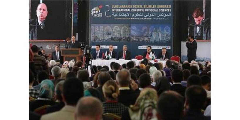 Kudüs'te Düzenlenen Sosyal Bilimler Kongresi Sona Erdi