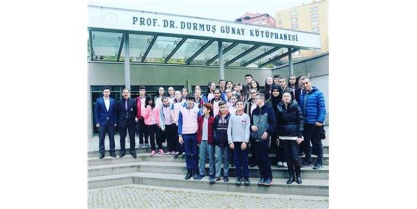 Beü'de 54. Kütüphane Haftası Etkinlikleri Sona Erdi
