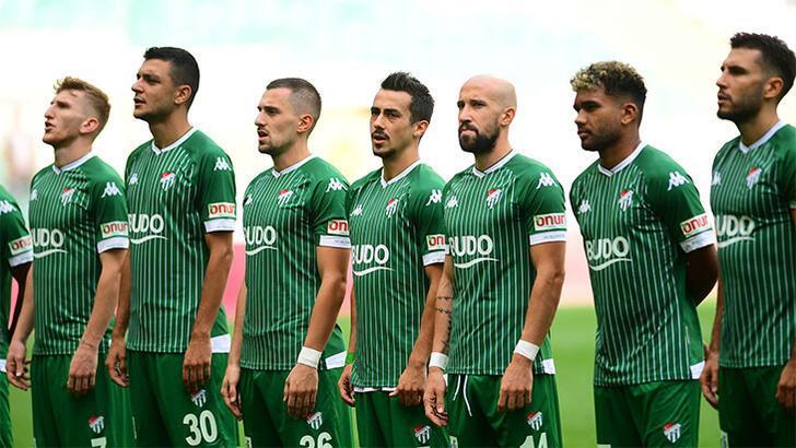 Son yılların en düşük değerli Bursaspor'u