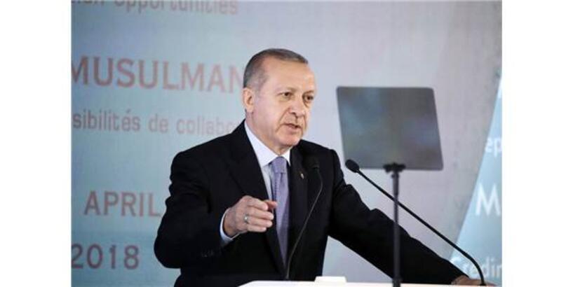 """Cumhurbaşkanı Erdoğan: """"Katliamın Daniskası Onlarda, Utanmadan Kalkıp Fatura Kesiyorlar"""""""