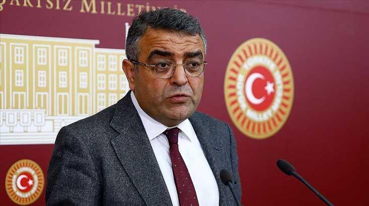 CHP'li Sezgin Tanrıkulu'na 'Barış Pınarı' soruşturması