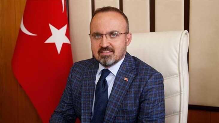 AK Parti Grup Başkanvekili Turan'dan 'Barış Pınarı' açıklaması