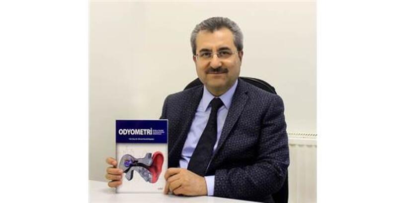 Odyometri Alanında İlk Ve Tek Türkçe Kaynak Kitap Yayımlandı