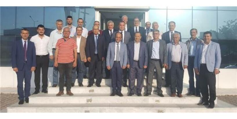 Aydın Ve Söke Ticaret Borsası'ndan Müşterek Toplantı